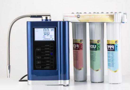 Ионизатор для воды