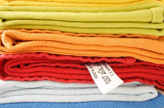Как кипятить кухонные полотенца