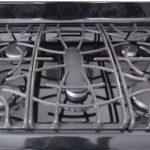 Как отмыть решетку газовой плиты за 10 минут