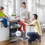 Установка посудомоечной машины своими руками