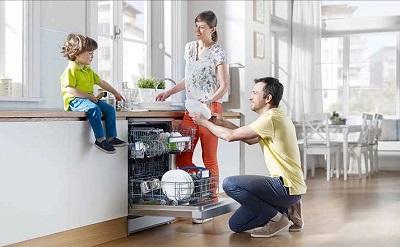 как установить посудомоечную машину своими руками
