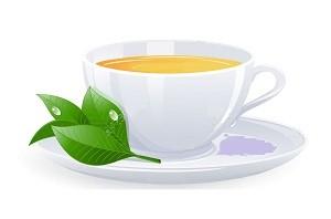 чем вывести пятна от чая на белом и цветном