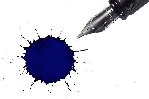 вывести пятно от шариковой ручки