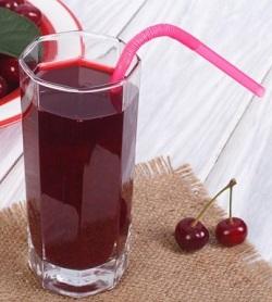 Пятно от вишни вывести